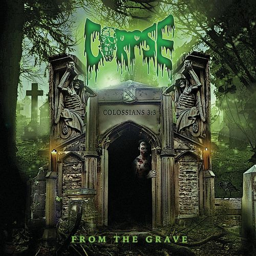 From The Grave von Corpse