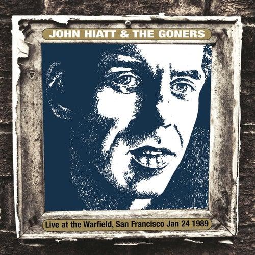 Live At The Warfield, San Francisco Jan. 24 1989 (Live Radio Broadcast) by John Hiatt