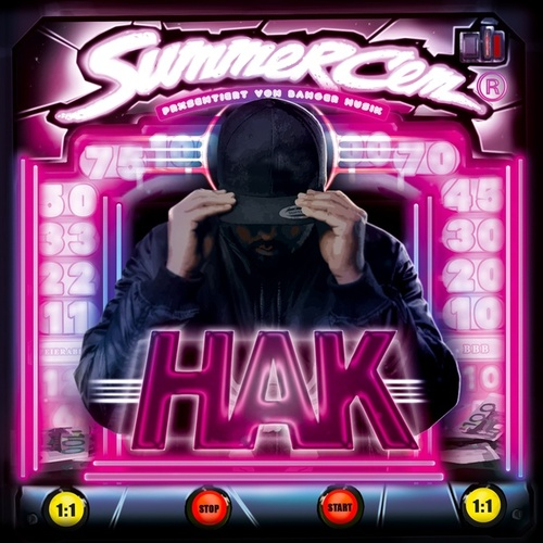 HAK (Deluxe Version) by Summer Cem