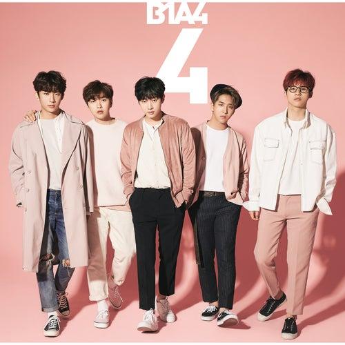 4 by B1A4