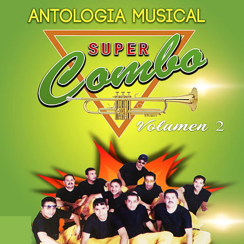 Antologia Musical, Volumen 2 de Supercombo