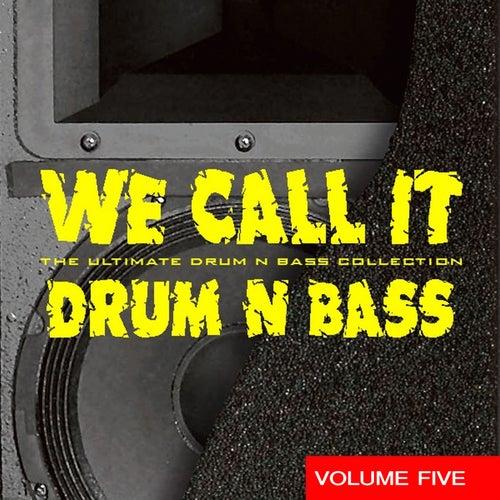 We Call It Drum 'N' Bass, Vol. 5 de Various Artists
