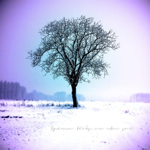 Spåren täcks nu utav snö by Dan Brynefall