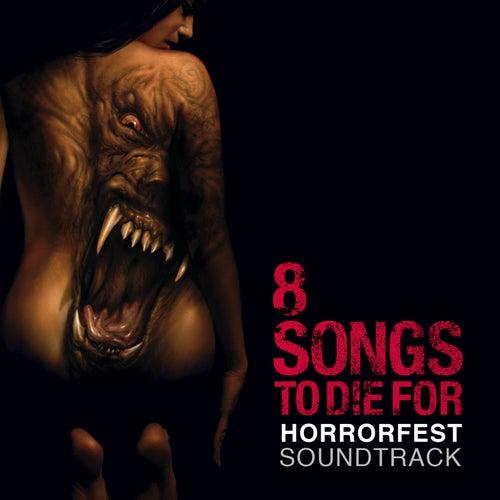 Horrorfest: 8 Songs to Die For de Various Artists