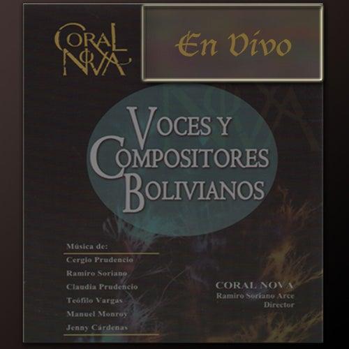 Voces y Compositores Bolivianos von Coral Nova