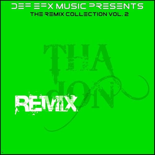 The Remix Collection Vol. 2 de Remix Tha Don