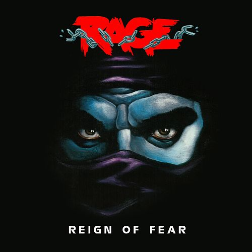 Reign of Fear by Rage