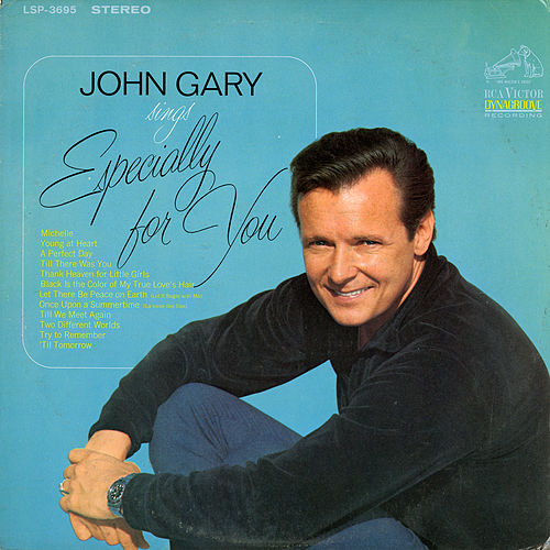 Sings Especially for You de John Gary