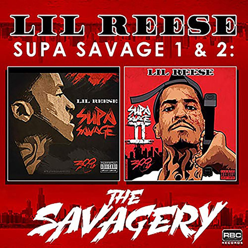 The Savagery by Lil Reese