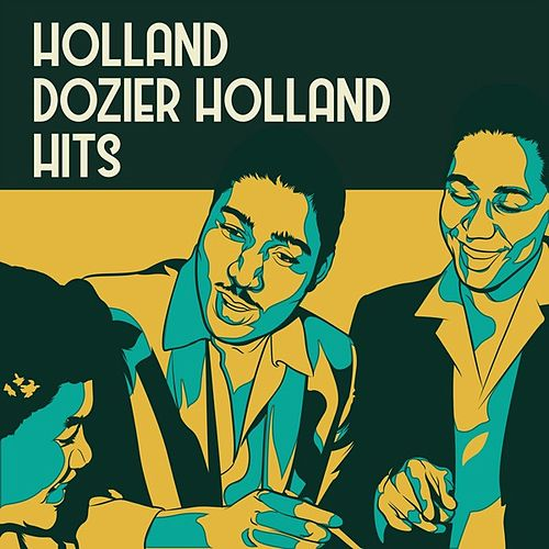 Holland Dozier Holland Hits de Various Artists