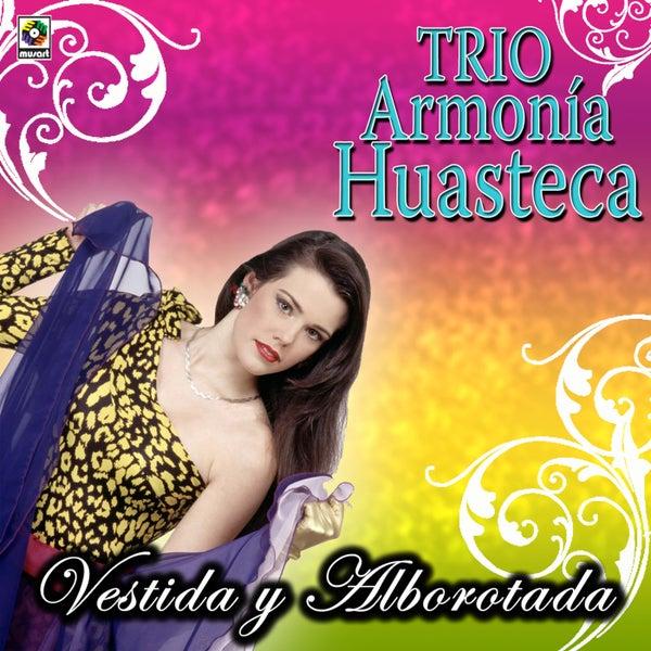 Vestida Y Alborotada By Trio Armonia Huasteca Napster