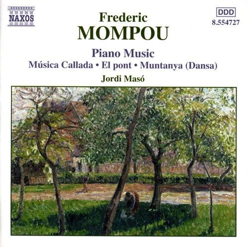 Piano Music Vol. 4 by Frederic Mompou