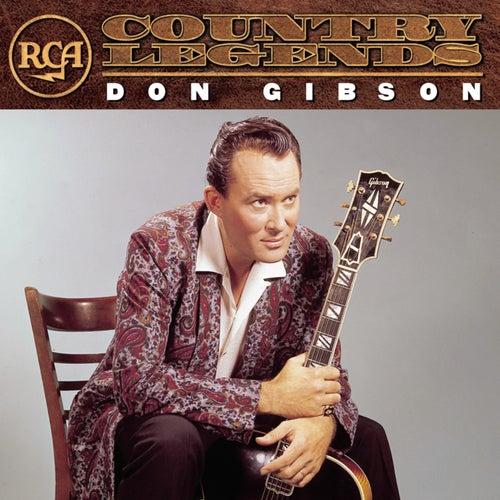 RCA Country Legends von Don Gibson