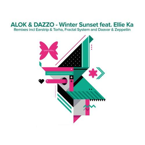 Winter Sunset (feat. Ellie Ka) [Fractal System Remix] de Alok and Dazzo