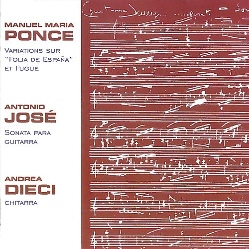 Ponce - José by Andrea Dieci