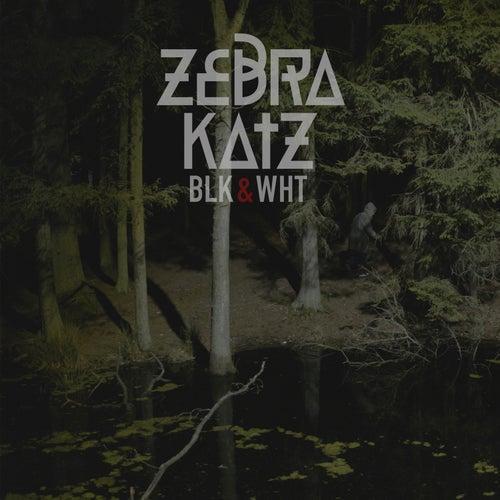 Blk & Wht de Zebra Katz
