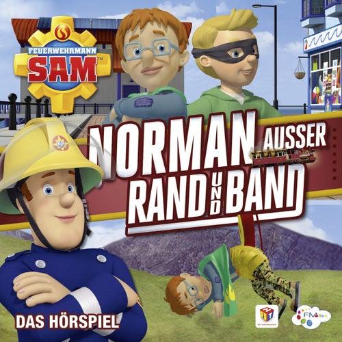 Folgen 95-98: Norman außer Rand und Band von Feuerwehrmann Sam