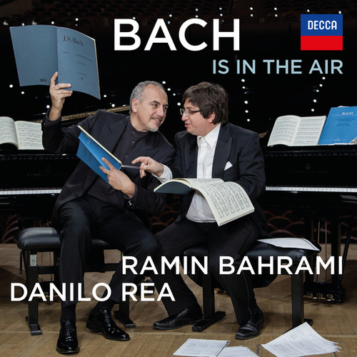 Bach Is In The Air di Danilo Rea