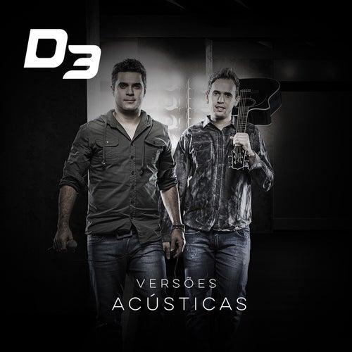 Versões Acústicas de Acústico D3
