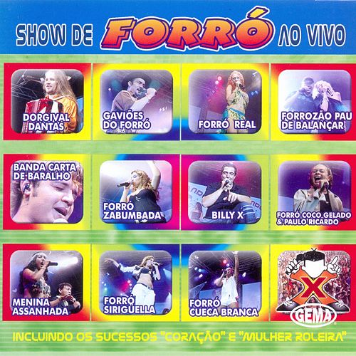 Show de Forró (Ao Vivo) von Various Artists