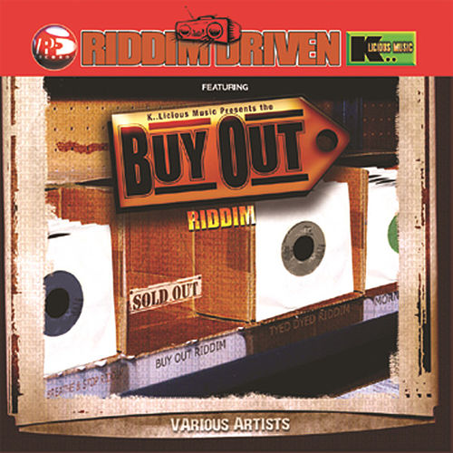 Riddim Driven: Buy Out by Various Artists