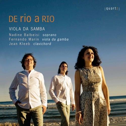 De rio a Rio de Viola da Samba