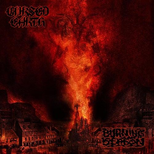 Cursed Earth/Burning Season Split de Various Artists