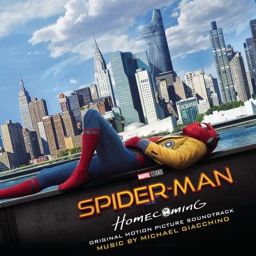 Spider-Man: Homecoming (Original Motion Picture Soundtrack) de Michael Giacchino