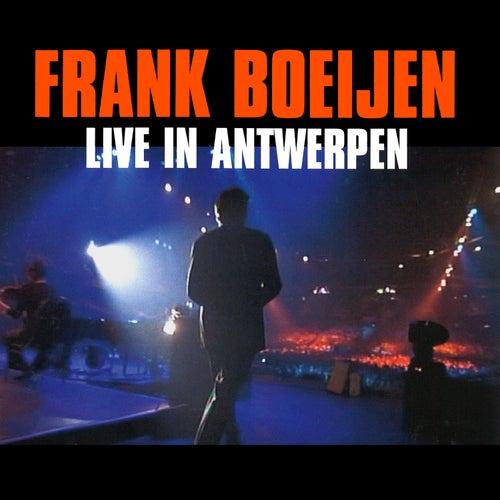 Live In Antwerpen de Frank Boeijen