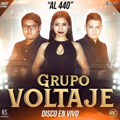 Al 440 (En Vivo) von Grupo Voltaje