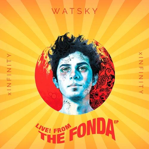 x Infinity (Live! From The Fonda) - EP by Watsky