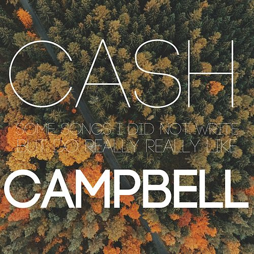 Some Songs I Did Not Write but Do Really Really Like de Cash Campbell