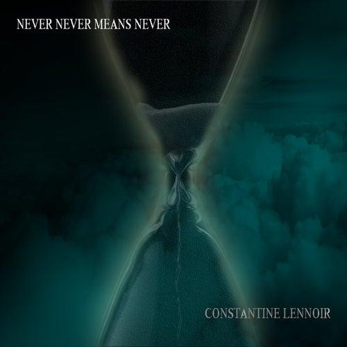 Never Never Means Never by Constantine Lennoir