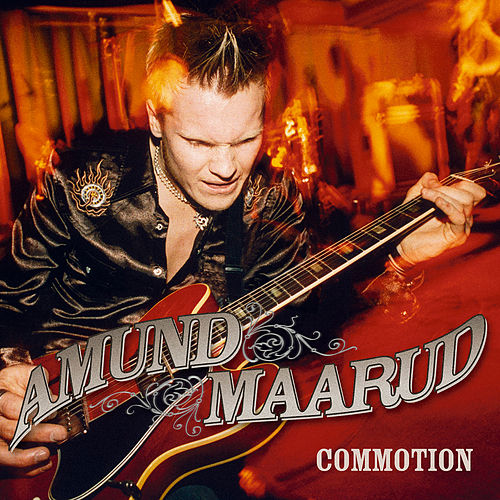Commotion de Amund Maarud