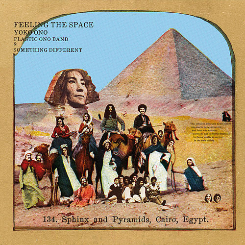 Feeling The Space von Yoko Ono