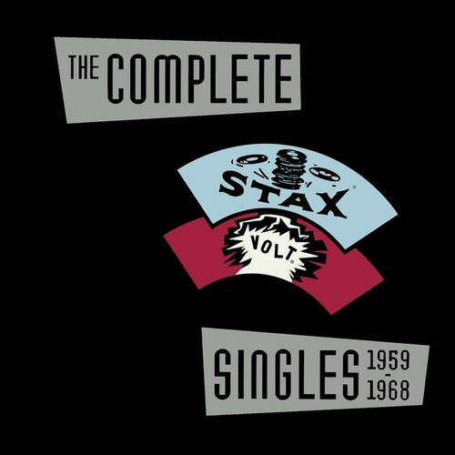 Stax-Volt: The Complete Singles 1959-1968 de Various Artists