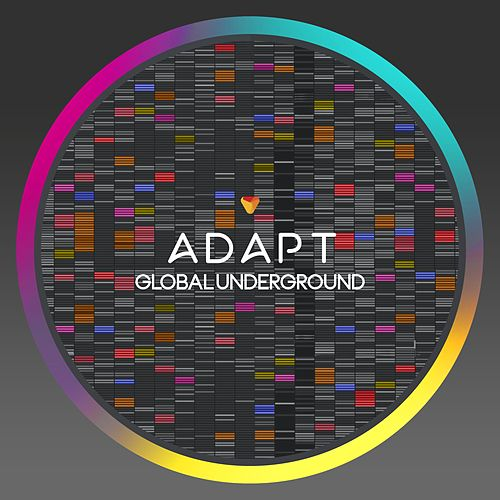 Global Underground: Adapt (Mixed) by Various Artists
