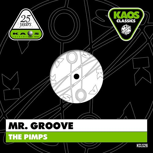 The Pimps von Mr. Groove (1)
