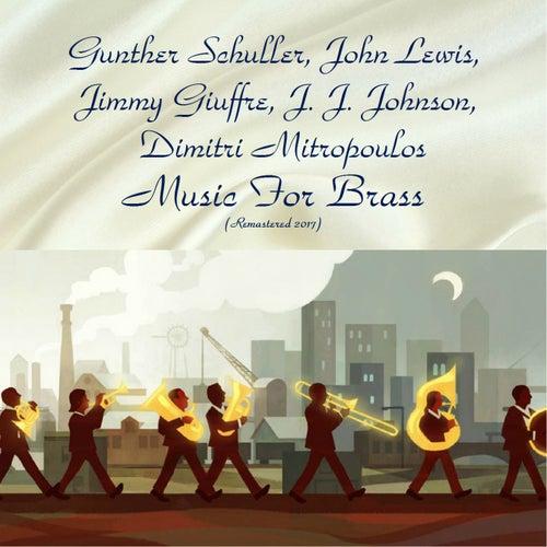 Music For Brass (Remastered 2017) de Gunther Schuller
