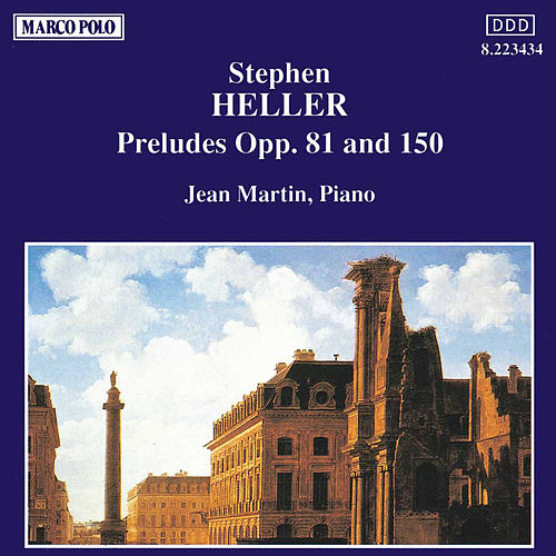 Preludes Opp. 81 and 150 by Stephen Heller