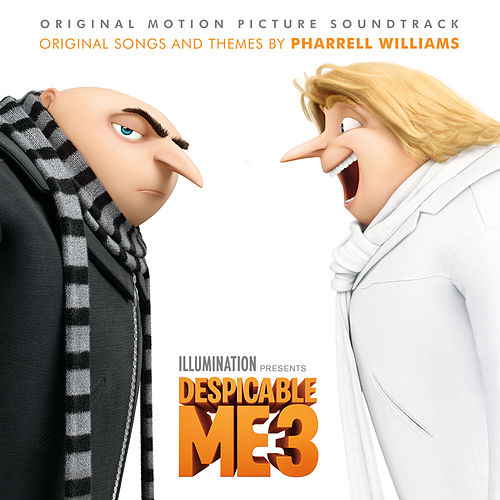 Despicable Me 3 (Original Motion Picture Soundtrack) by Various Artists