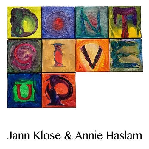 Don't Give Up von Jann Klose