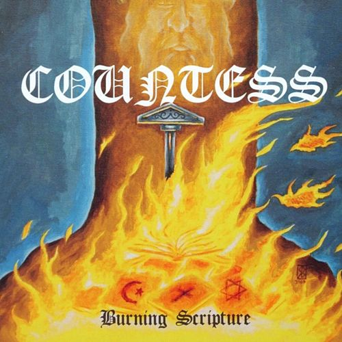 Burning Scripture by Countess