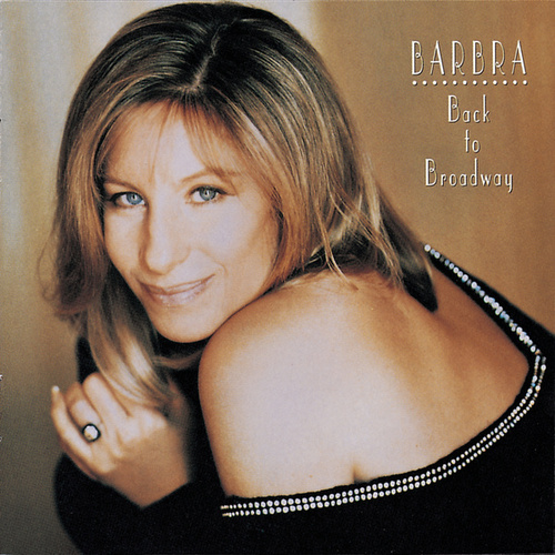 Back To Broadway de Barbra Streisand