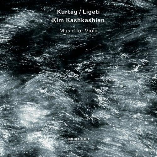 Kurtág, Ligeti: Music For Viola de Kim Kashkashian