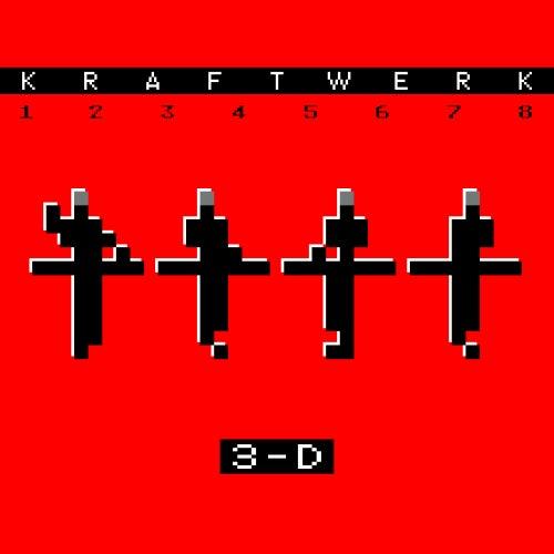 Tour De France Etape 2 (3-D) de Kraftwerk