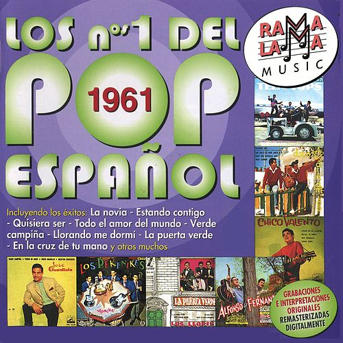 Los Nº 1 del Pop Español 1961 by Various Artists