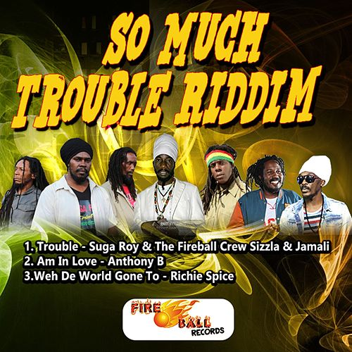 So Much Trouble Riddim by Various Artists