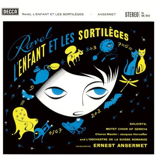 Ravel: L'Enfant Et Les Sortilèges von Ernest Ansermet