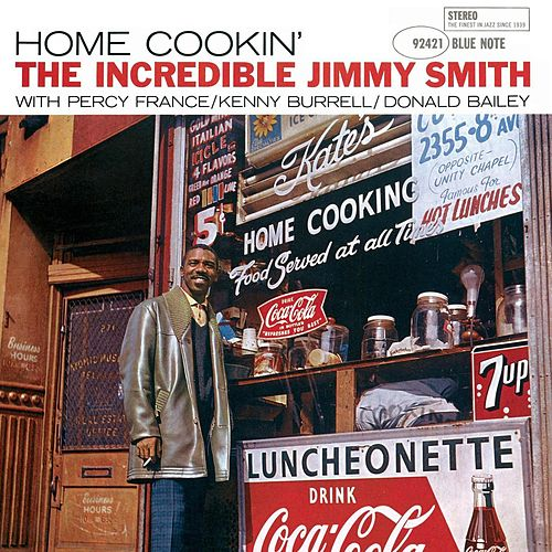 Home Cookin' de Jimmy Smith